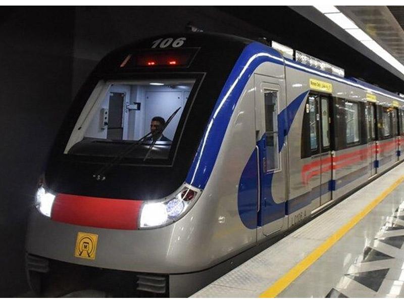 سفارش ۲۰۰ میلیاردی تجهیزات مترو