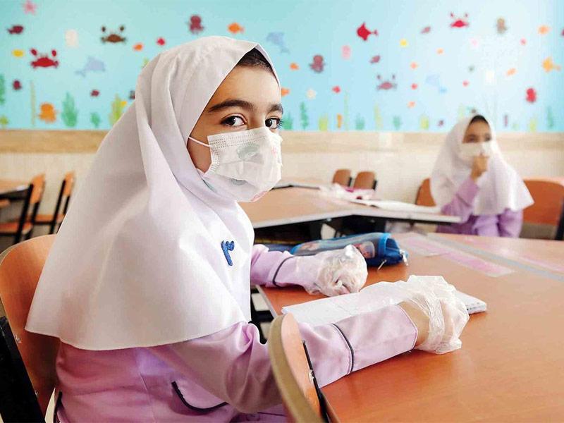 واکسیناسیون دانش آموزان با سینوفارم