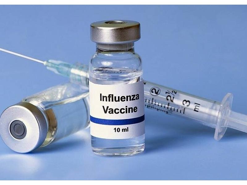 ۲ میلیون واکسن آنفولانزا