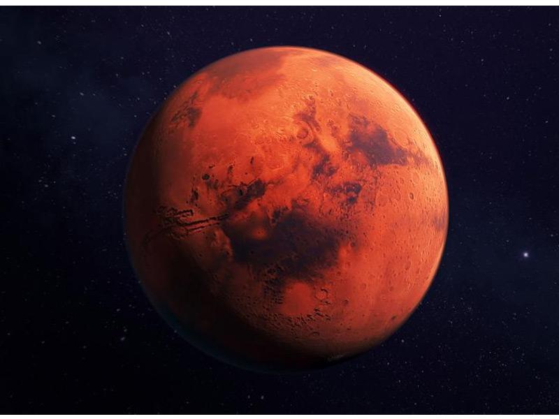 کوچک بودن مریخ برای سکونت