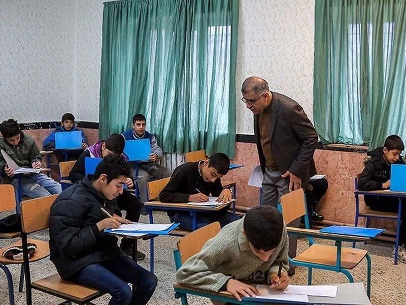 اصلاح لایحه رتبه بندی معلمان
