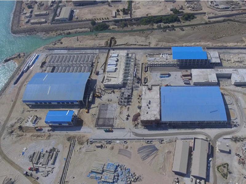 ۲۰ نیروگاه هسته ای برای شیرین سازی آب