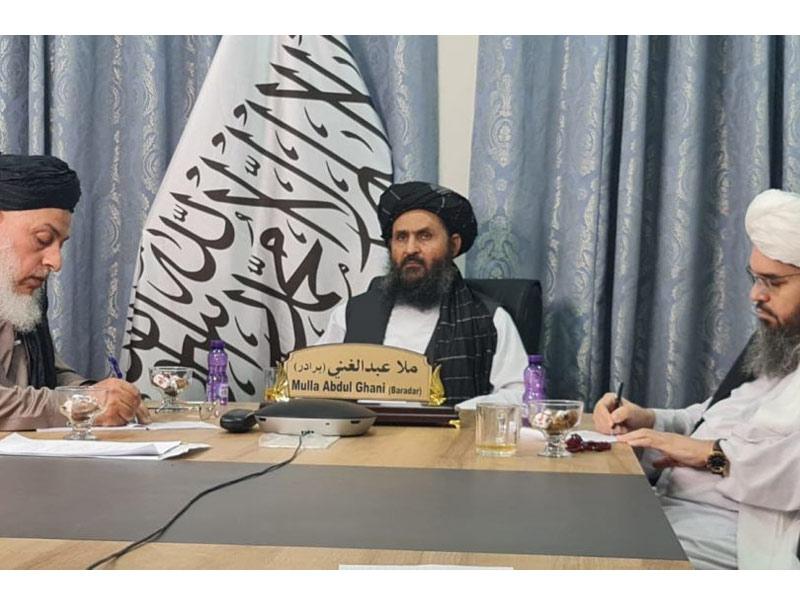 دعوت طالبان از ایران برای اعلام دولت جدید