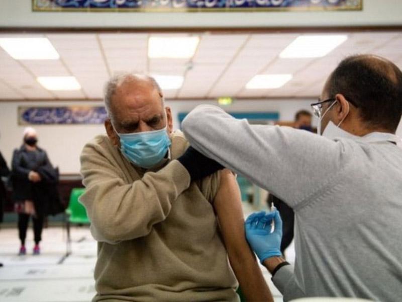 زودتر زدن نوبت دوم واکسن کرونا