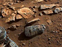 مریخ قابل سکونت