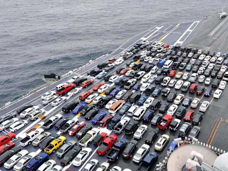 اعلام جزییات واردات خودرو