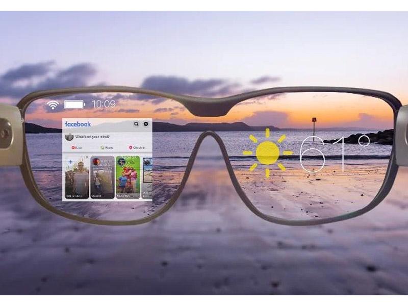 شفاف سازی فیسبوک درباره عینک هوشمند
