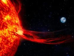 طوفان خورشیدی قطع اینترنت جهانی