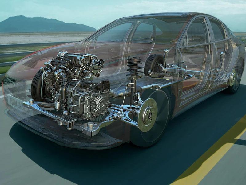 خرابی موتور خودرو