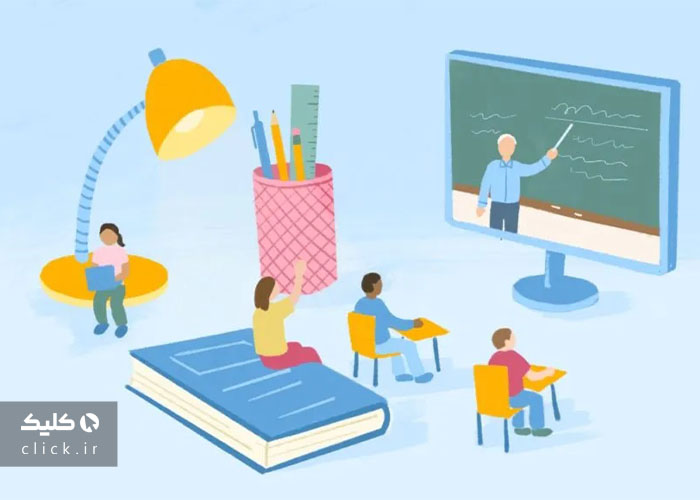 آموزش مجازی بهتر است یا حضوری