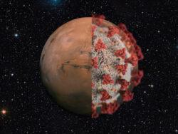 مریخ و ویروس ها