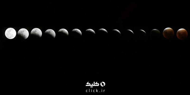 چرخه ماه