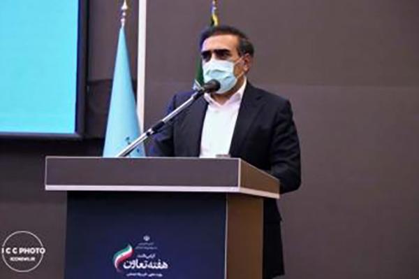 رئیس اتاق تعاون ایران