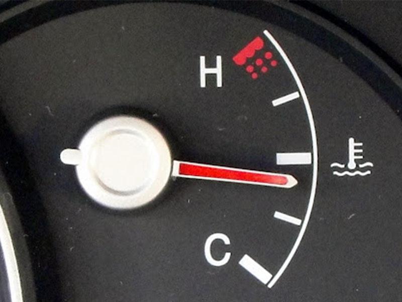 گرم کردن موتور خودرو