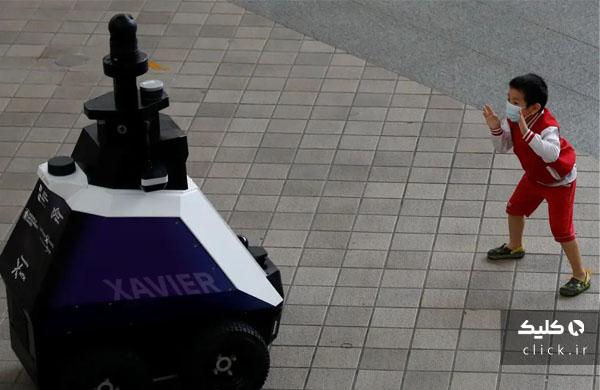 ربات های خاویر