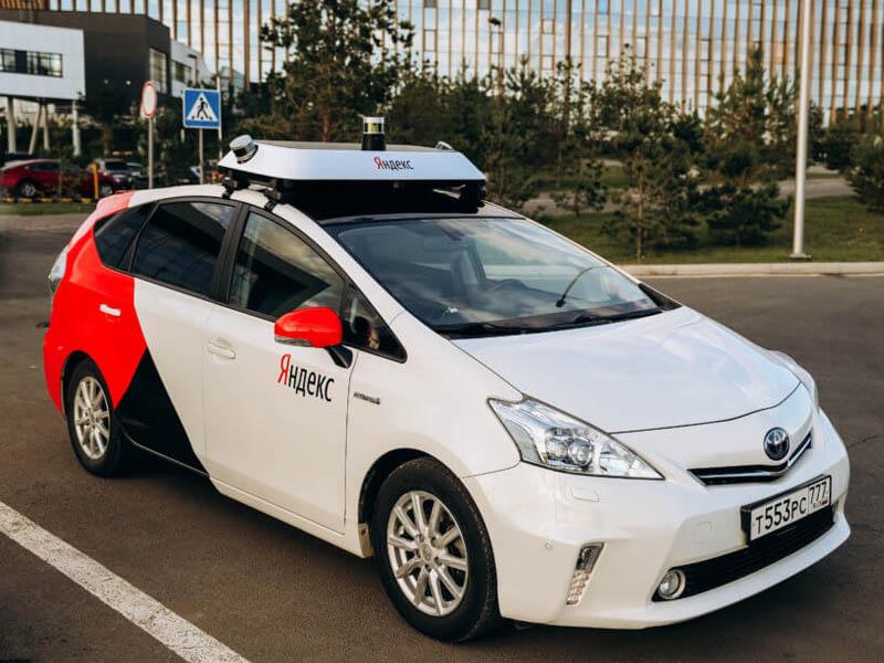 آزمایش تاکسی های خودران یاندکس به زودی آغاز می شود