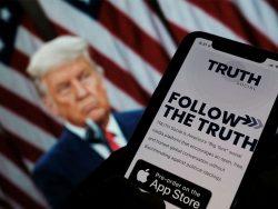 دونالد ترامپ شبکه اجتماعی Truth