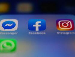 واتساپ، اینستاگرام و فیسبوک