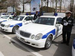 هوشمندسازی خودروهای پلیس