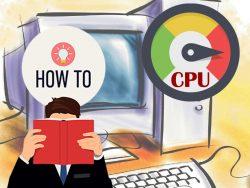 حل مشکل CPU 100%