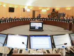 نشست کمیسیون ویژه طرح صیانت