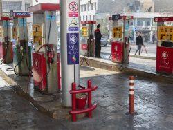 حمله سایبری به پمپ بنزین ها