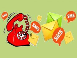 ارسال پیامک تبلیغاتی از شماره شخصی