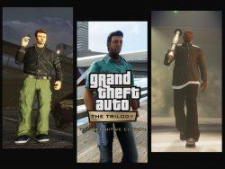 بازی GTA The Trilogy Remastered