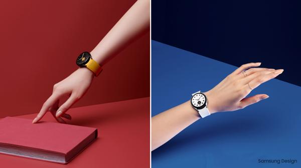 طراحی ساعت گلکسی Watch 4