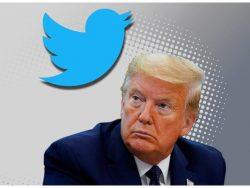 ترامپ بازگرداندن توییترش