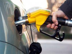 رکورد مصرف بنزین