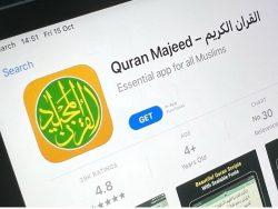 حذف اپلیکیشن قرآن از اپ استور