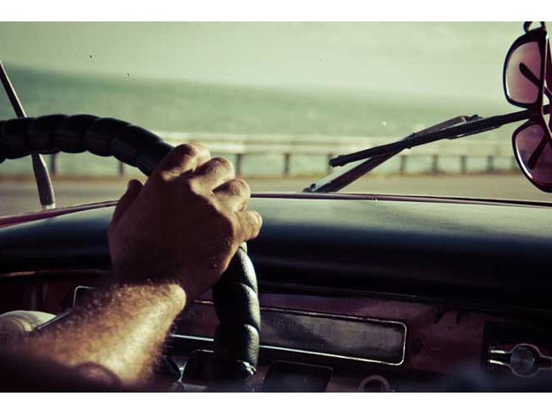 جریمه لایو گرفتن موقع رانندگی