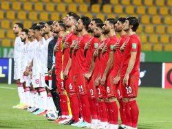 زمان بازی فوتبال ایران و لبنان