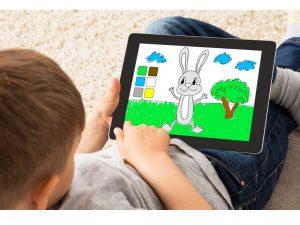 تبلت و سیستم عامل مخصوص کودکان