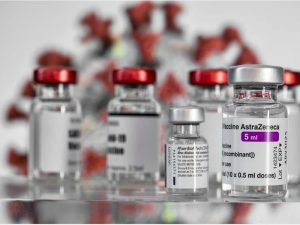 کشف مفید با خطا در تزریق واکسن آسترازنکا