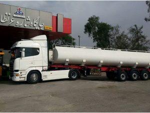 عواقب اختلال بنزینی برای کامیون داران