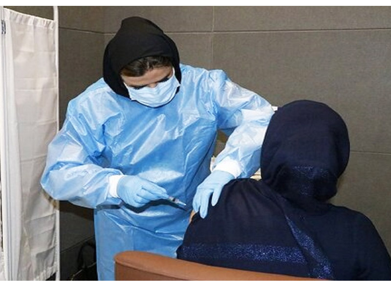 تزریق واکسن کرونا با اذن همسر