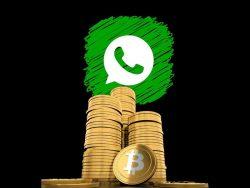 قطعی واتساپ معاملات رمزارز و نفت