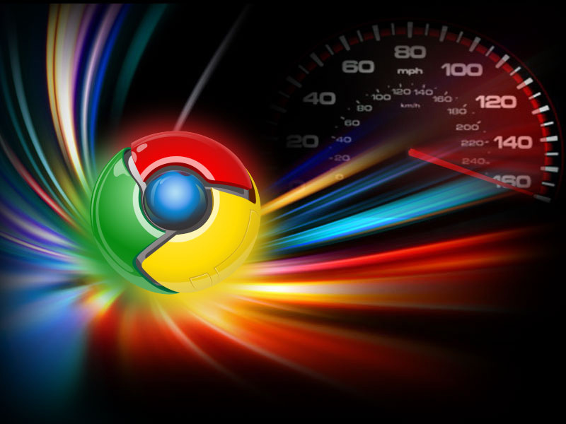کاهش سرعت گوگل کروم