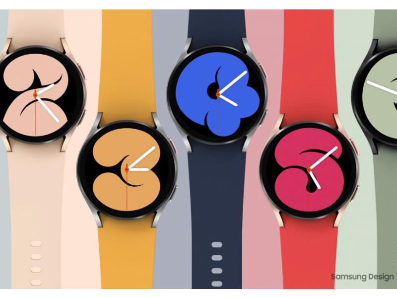 طراحی گلکسی Watch 4 سامسونگ