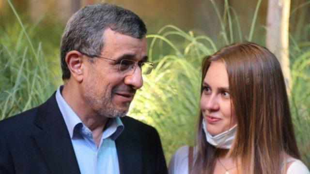 اقدامات جنجالی محمود احمدینژاد در دبی خبرساز شد