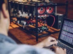 استخراج بیت کوین با کامپیوتر و لپتاپ