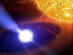 کشف ستاره کوتوله سفید با سرعت باورنکردنی