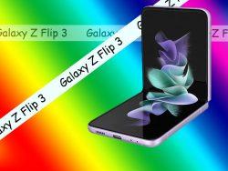 رنگ بندی جدید گلکسی فلیپ 3