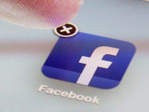 حذف اکانت فیس بوک