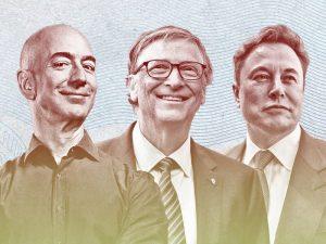 رده بندی ثروتمندترین افراد جهان 2021